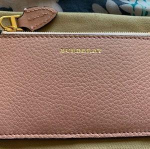 Burberry wallet sm